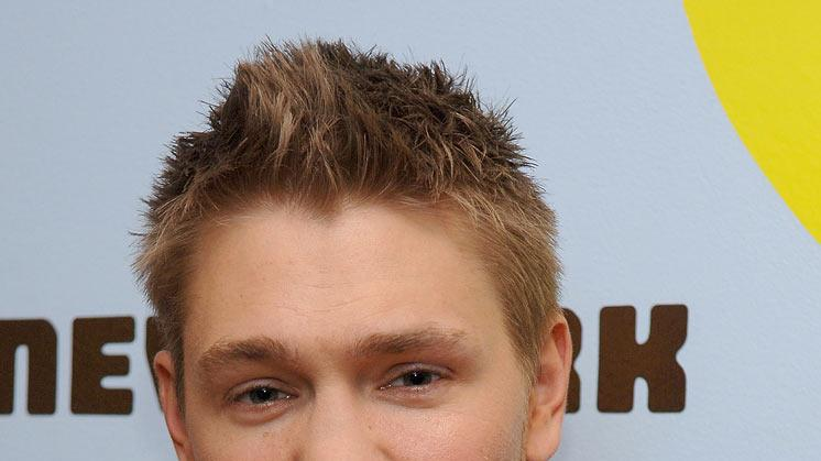 "Chad Michael Murray visits MTV's ""TRL"" at MTV Studios Times Square in New York."