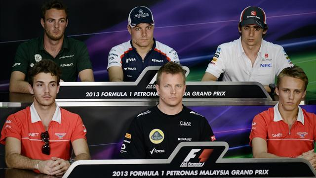 Formula 1 - What they said: Malaysian GP press conference