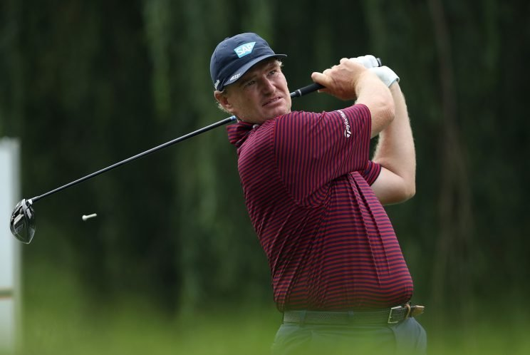 Ernie Els is still getting it done in his late 40s. (Getty Images)
