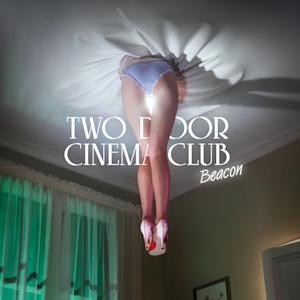 "This CD cover image released by Glassnote Records shows the latest release by Two Door Cinema Club, ""Beacon."" (AP Photo/Glassnote Records)"