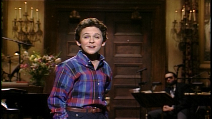 Fred Savage Monologue