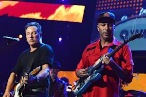Tom Morello on Bruce Springsteen Tour: 'It's Been a Really Fun Challenge'