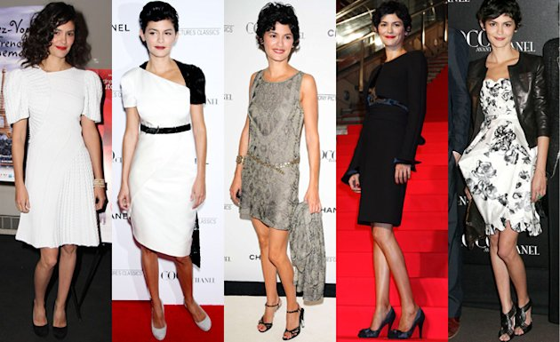 Audrey Tautou Named Mistress Of Ceremonies At The Cannes Film Festival 2013: Will The Actress Wear Chanel On The Red Carpet?