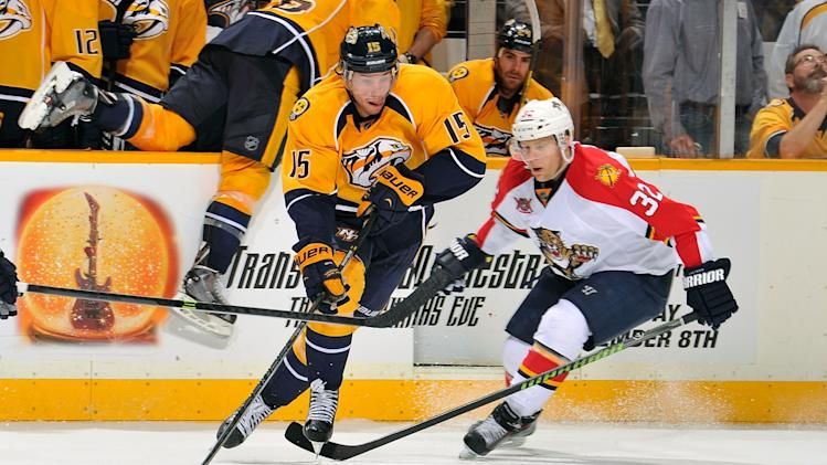 Florida Panthers v Nashville Predators