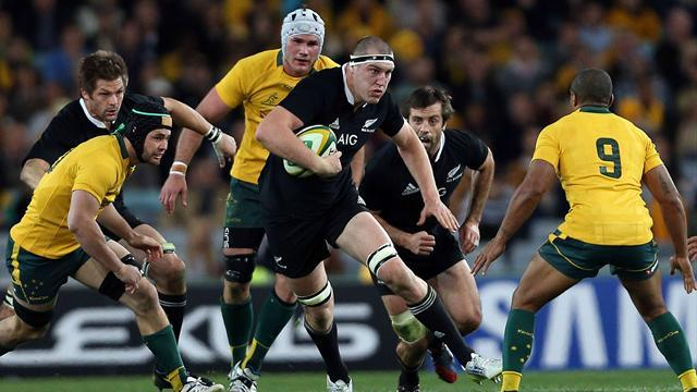 Rugby Championship - Wallabies face re-think after fresh defeat