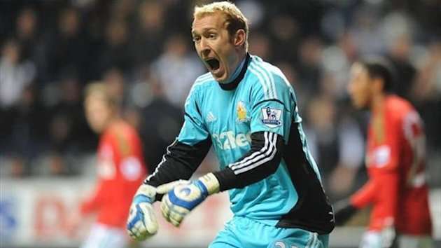 Gerhard Tremmel, Swansea City, 2013