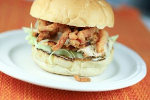 Red Rocker Margarita Chicken Sandwich