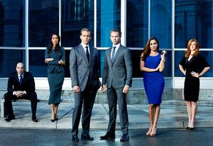 Suits | Photo Credits: Robert Ascroft/USA Network
