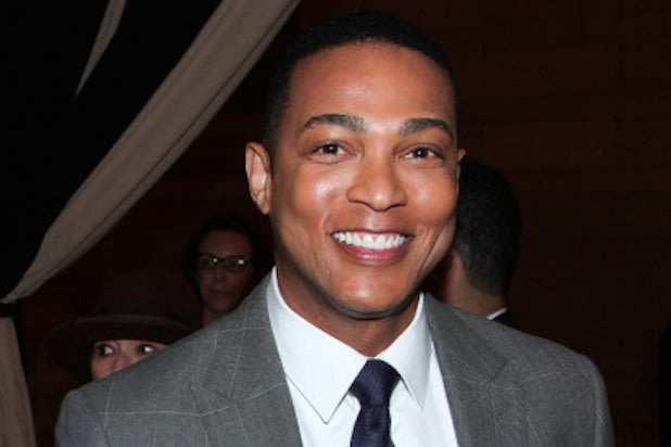 Don Lemon (Photo courtesy The Wrap)