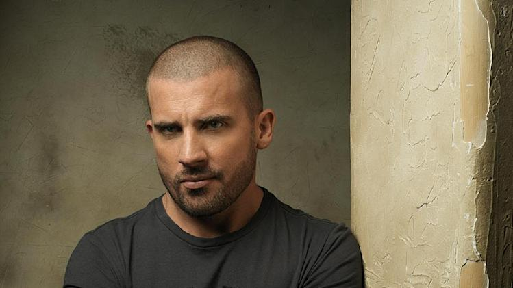 Dominic Purcell stars as Lincoln Burrows in Prison Break on FOX.