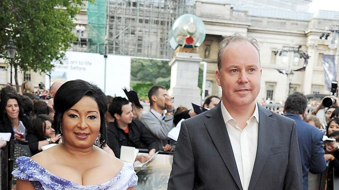 Harry Potter and the Deathly Hallows Part 2 UK Premiere 2011 David Yates