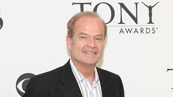 Kelsey Grammer Tony Awards Prty