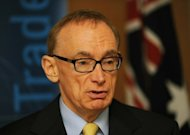 Foreign Minister Bob Carr (pictured in May) said on Wednesday an Australian lawyer and three others held in Libya were entitled to immunity, but admitted the chances of their early release appeared slim. Melinda Taylor was detained late last week after she met with Seif al-Islam, the son of the slain Moamer Kadhafi, as part of a four-person team from the International Criminal Court (ICC)