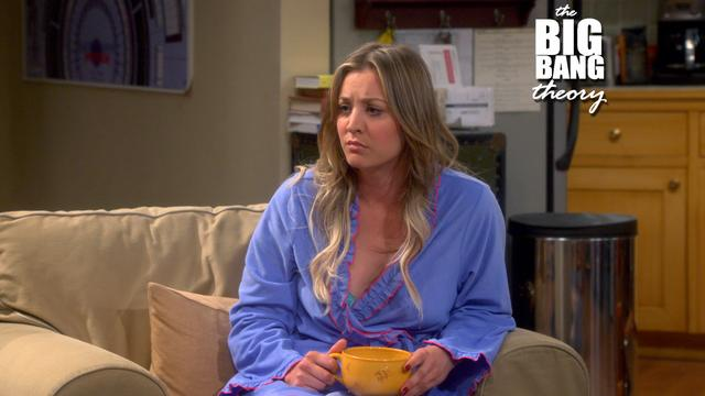 The Big Bang Theory - Like A Breakup
