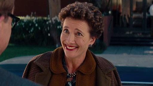 Saving Mr. Banks - Clip - Never, Ever, Just Mary