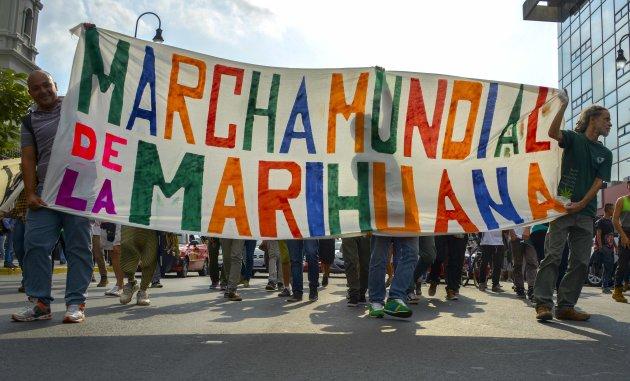 El movimiento por la legalización de la marihuana ha ganado fuerza en los últimos años  (AFP|Ezequiel Becerra)