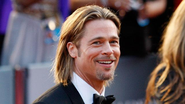 Brad Pitt: I Can't Remember People's Faces