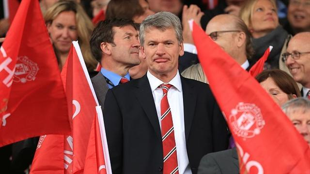 European Football - David Gill set for UEFA role
