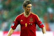 Fernando Torres wins Euro 2012 Golden Boot