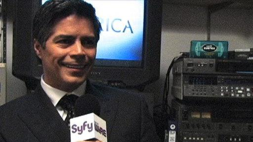 Esai Morales Interview, Part 2