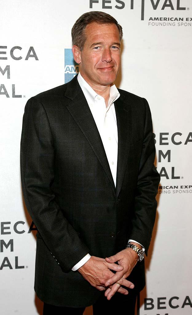 Brian Williams Tribeca Film Event