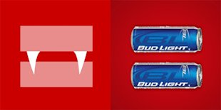 Breaking Down the Viral HRC Marriage Equality Campaign image budlight trueblood hrc