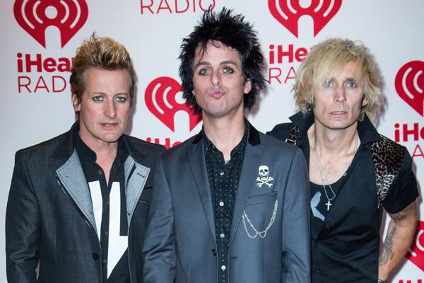 Green Day to Make SXSW Debut