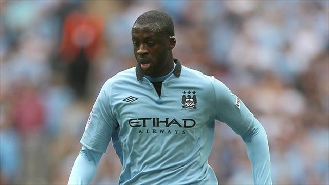 FA Cup - Toure available for cup final