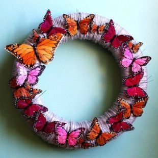 5 Ways to Add Butterflies to Your Home Decor