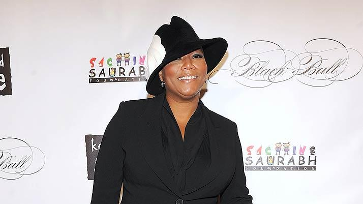 Queen Latifah KeepA Child Alive Ball