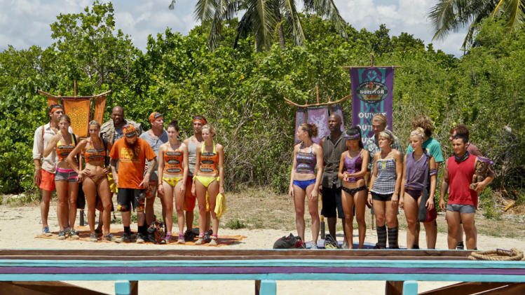 """Survivor: Caramoan - Fanvs vs. Favorites"" -- ""There's Gonna be Hell to Pay"""
