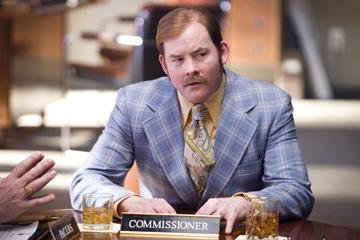 David Koechner in New Line Cinema's Semi-Pro
