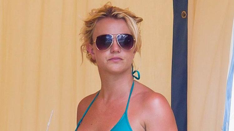 Britney Spears Hawaii