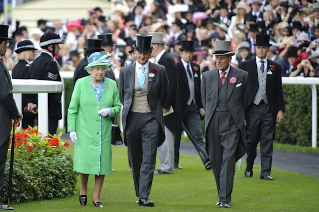 Queen Elizabeth II attends day five of Royal Ascot at Ascot Racecourse on June 23, 2012 in Ascot, England.