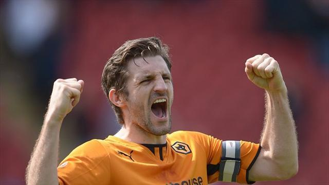 Football - Wolves land League One title