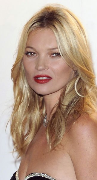 Kate Moss Is The Beauty Inspiration Backstage At Oscar de la Renta, Rachel Zoe, Tibi and Phillip Lip For Autumn Winter 2013