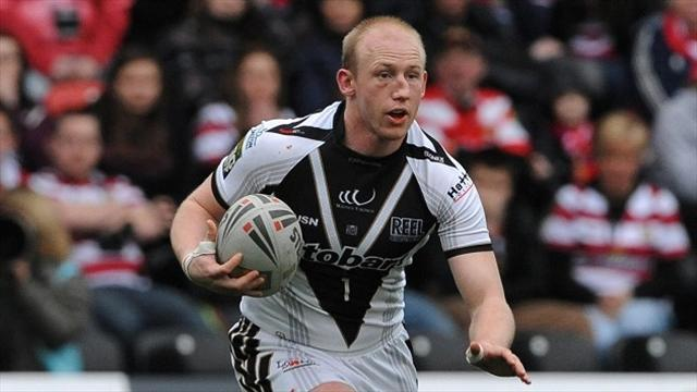 Rugby League - Widnes given scare but win eventually