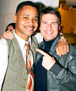 "Cuba Gooding Jr.: Tom Cruise Is a ""Real Salt of the Earth Person"""