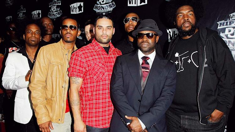 The Roots Hip Hop Hnrs