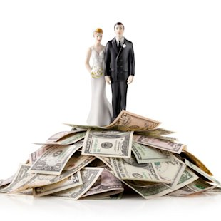 Read this before you determine your wedding budget.