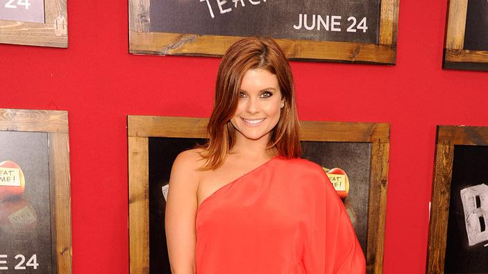 Bad Teacher NY Premiere 2011 Joanna Garcia-Swisher