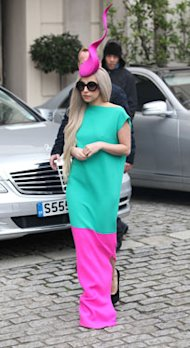 Happy Birthday Lady Gaga! We Take A Look At 26 Of Her Best Outfits