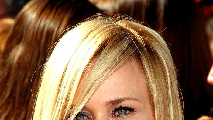 Patricia Arquette arrives at the 59th Annual Primetime Emmy Awards at the Shrine Auditorium on September 16, 2007 in Los Angeles, California.