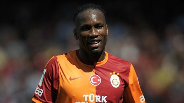 Didier Drogba's Galatasaray are between Chelsea and a quarter-final place
