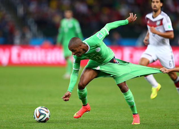 Germany v Algeria: Round of 16 - 2014 FIFA World Cup Brazil