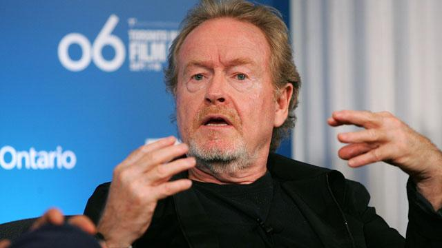 Ridley Scott Pauses Production on 'The Counselor'