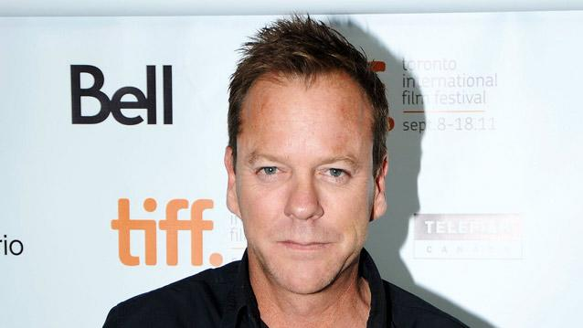 Kiefer Sutherland Im Yours Premiere Toronto International Film