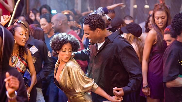 Essence Atkins Shawn Wayans Dance Flick Production Stills Paramount 2009