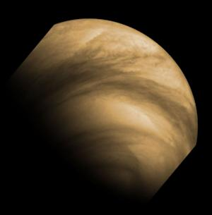 Mystery on Venus: 'Super-Hurricane' Force Winds Inexplicably Get Stronger