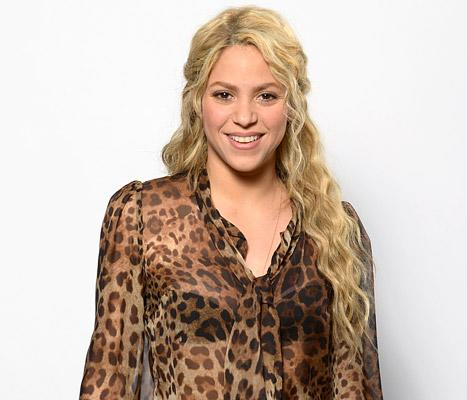 "Shakira on Motherhood: ""Nobody Told Me It Would Be This Hard"""